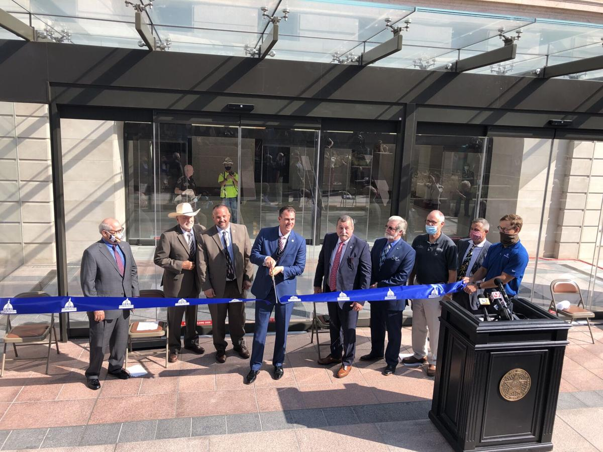 Capitol visitor center opening