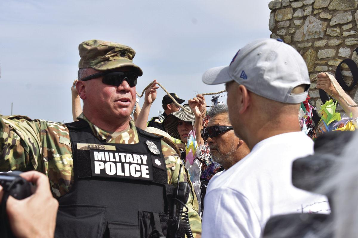 Fort Sill military police