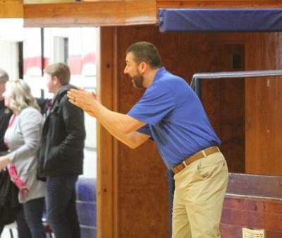Coach Justin Miller