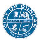Duncan city seal
