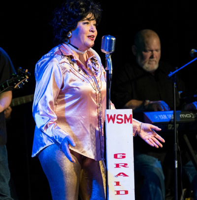 Wild art: Reflections of Patsy Cline upcoming in Duncan