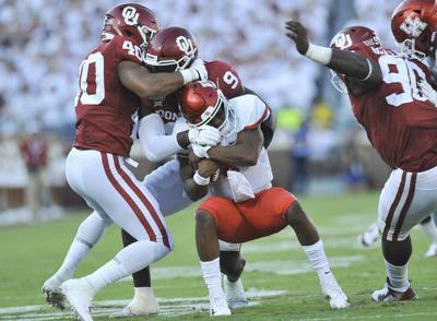 OU football: Oklahoma's revamped defense passes first test with Houston victory