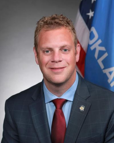 Rep. Brad Boles 2020 headshot
