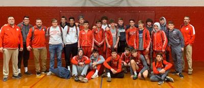 Indians Wrestling team