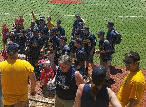 Wild Ride For Knights Baseball Ends At Njcaa World Series Dundalkeagle Com