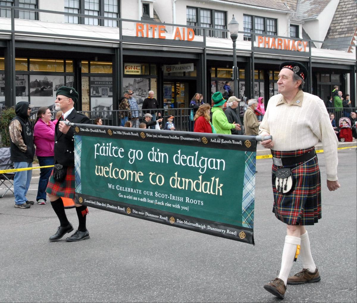 St.Patrick's Day Parade 2016