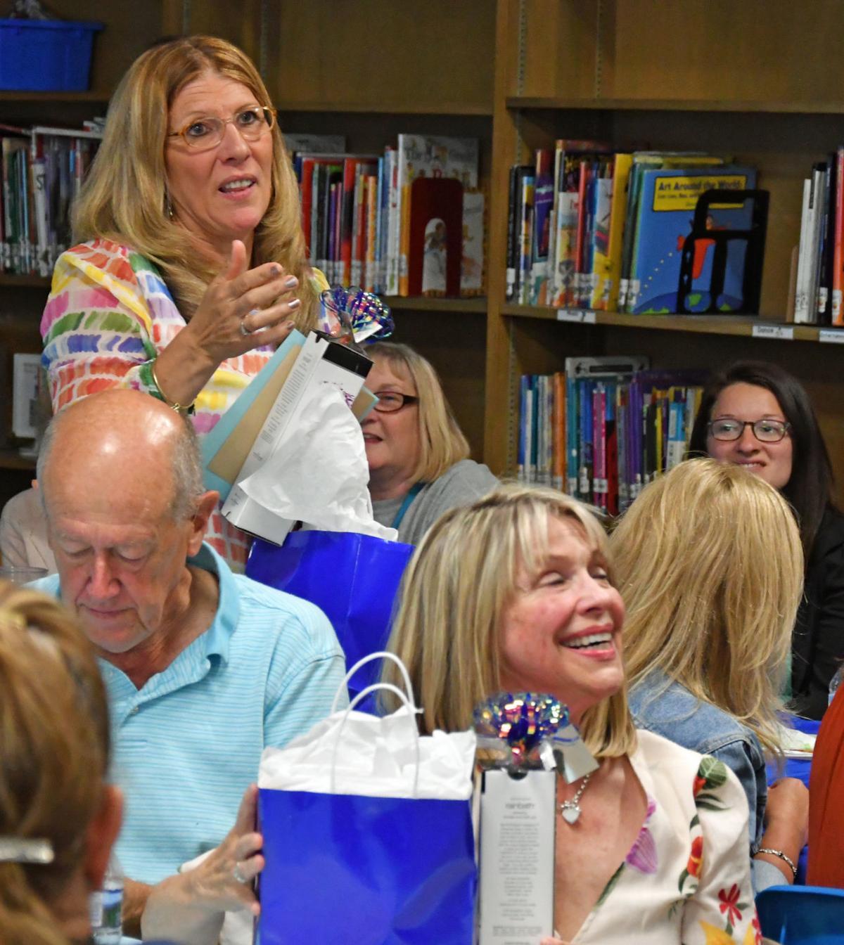 Retiring Bear Creek teachers