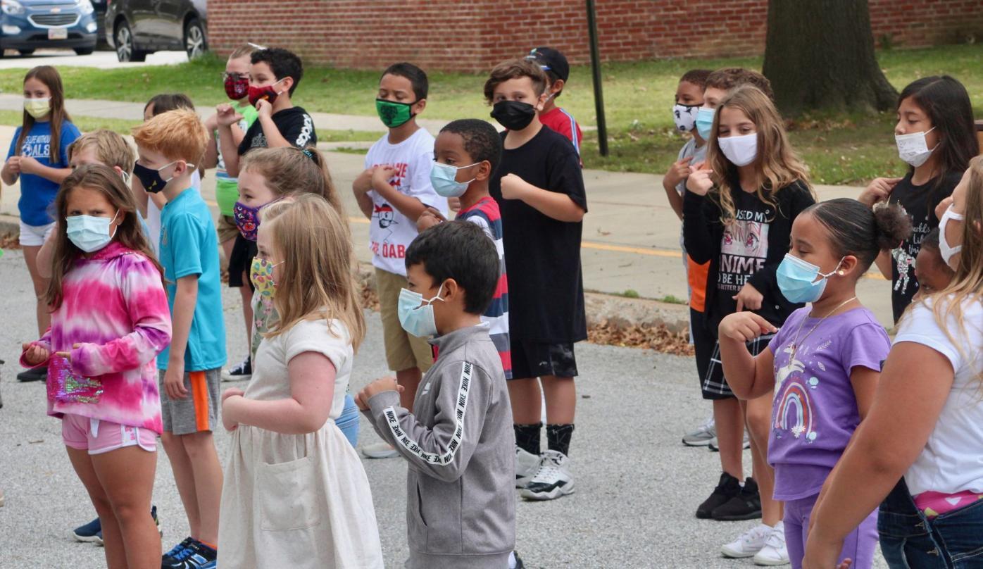 Dundalk schools win big in litter challenge