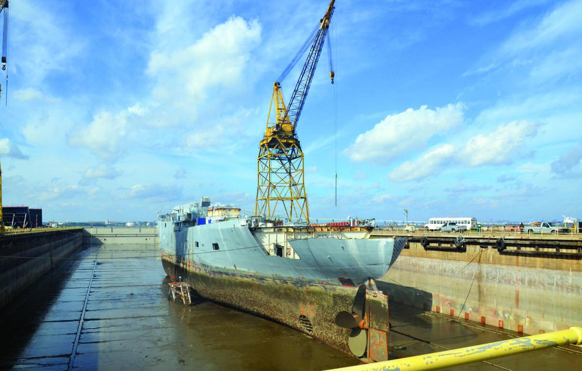 Clean energy project planned for Sparrows Point shipyard
