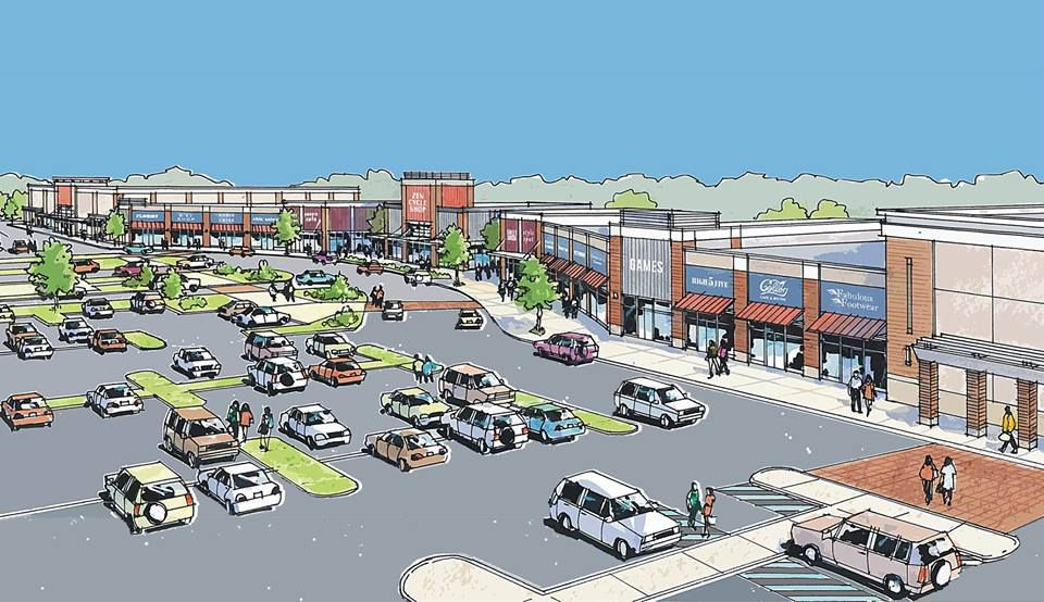 Details of Sparrows Point retail development announced