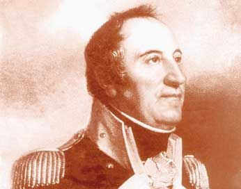 General John Stricker