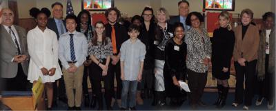 Henrietta Lacks Legacy Group honors essay winners