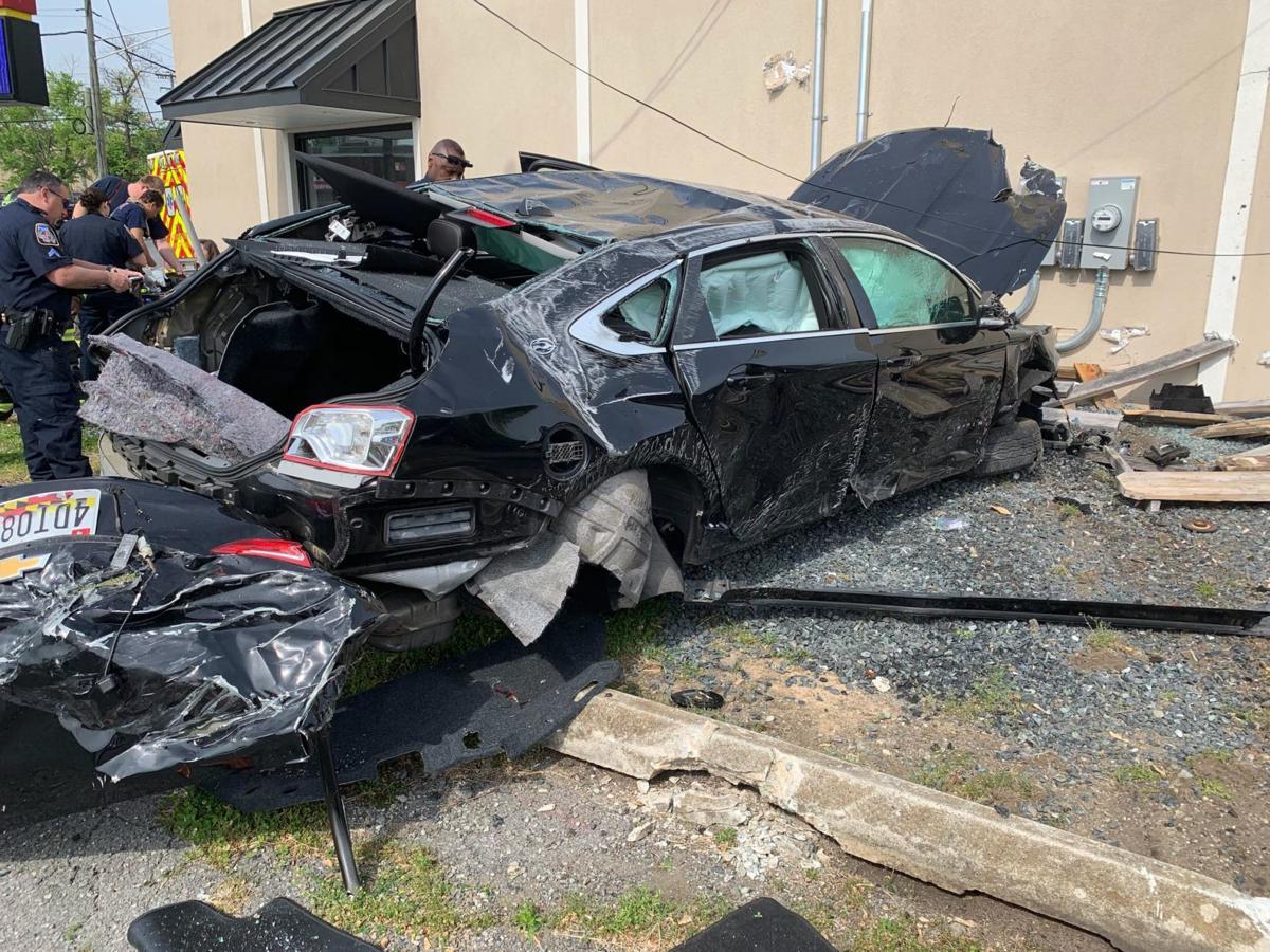 Gruesome car crash on Merritt | Local News | dundalkeagle com