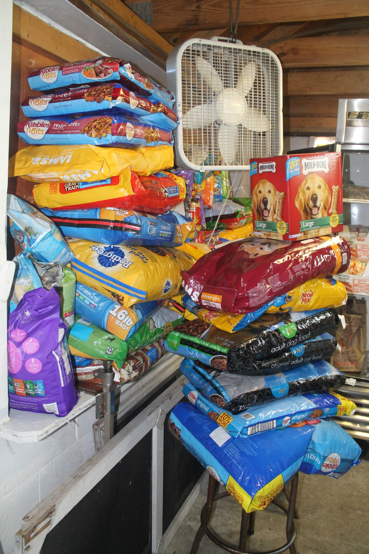 North Point Edgemere Vfd Collects Donations For Harvey