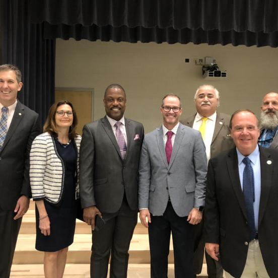 Williams settling in as superintendent