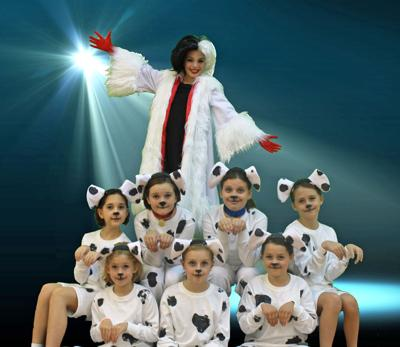 101 Dalmatians Kids bounds into Edgemere Elementary | News