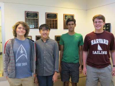 HCPS home to five National Merit Scholarship semifinalists