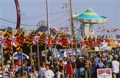 Dates set for 138th Md. State Fair