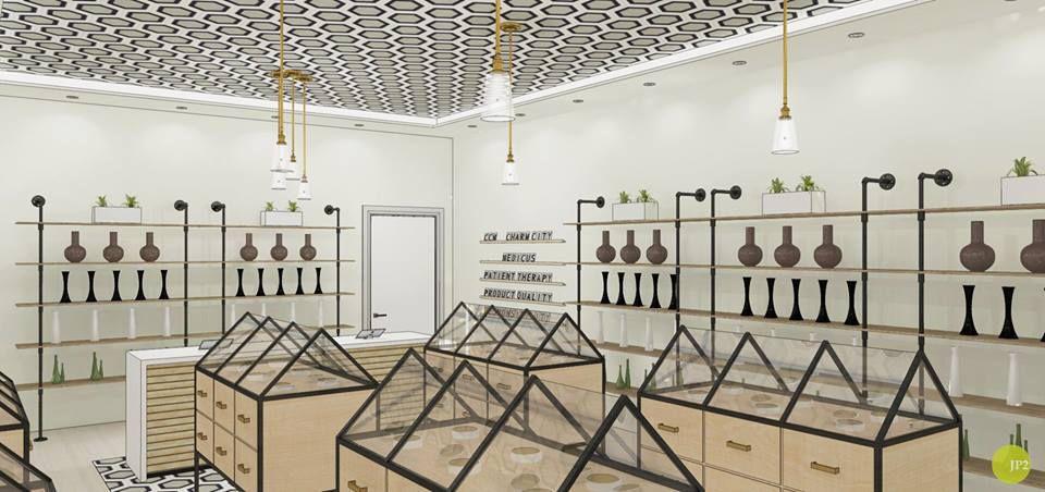 Medical cannabis dispensary planned for dundalk spotlight - Cannabis interior ...