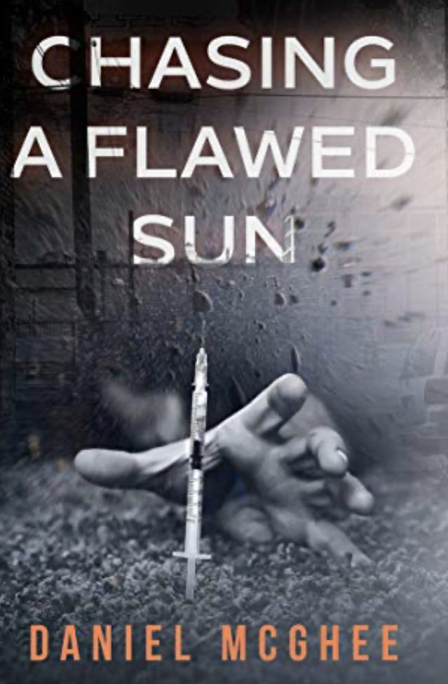 "Chasing a Flawed Sun"" by Daniel McGhee is available on Barnes and Nobles website"