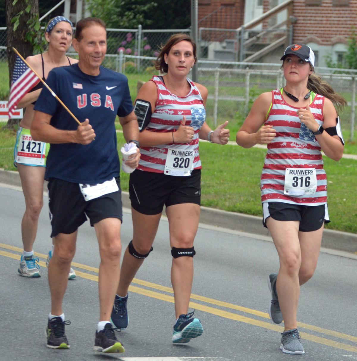 July 4 6k race