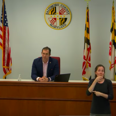 Baltimore County hosts virtual COVID-19 Town Hall