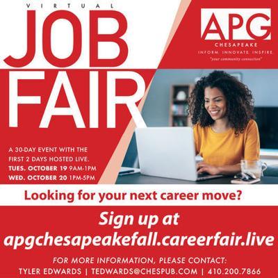 APG hosting virtual job fair next week