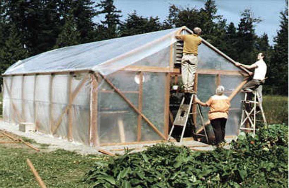 Backyard greenhouses News eacouriercom