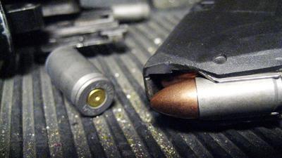 Ammunition and magazines