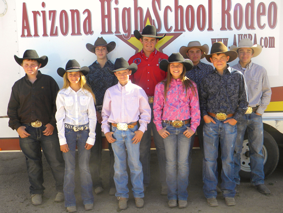 High School Rodeo Up In Willcox Local Sports News