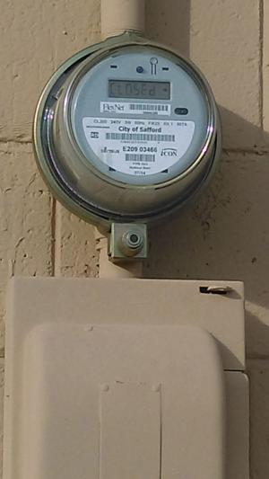 Safford to reboot utility rates