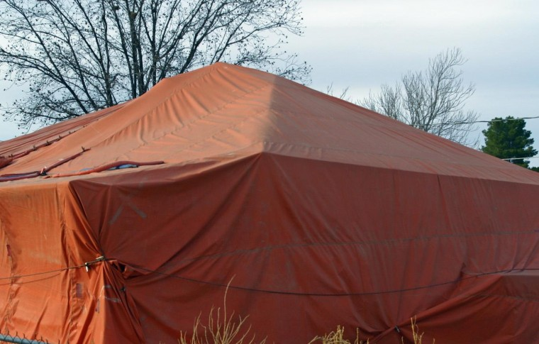 Tented house case continues & Tented house case continues | Local News Stories | eacourier.com