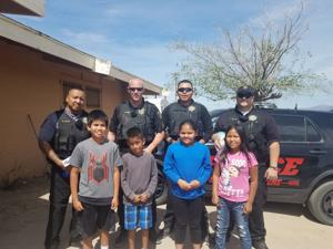 Fort Thomas 3rd-graders honor law enforcement