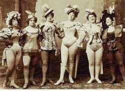 Saloon girls