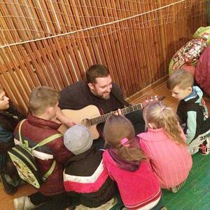 From Safford to Ukraine: the wish to help those in need