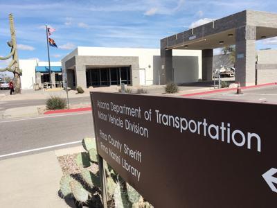 Tucson MVD office