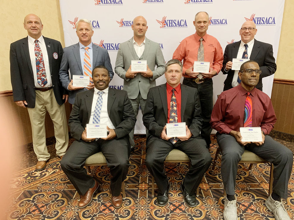 Wrestling region coaches of the year