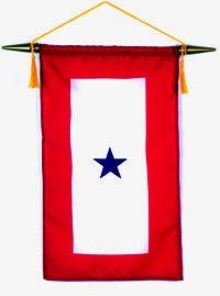 Blue and Gold Star banners to be presented at Veterans Resource Fair