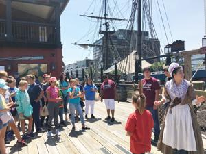 Safford Education Travelers: Day 5 —The last day in Boston