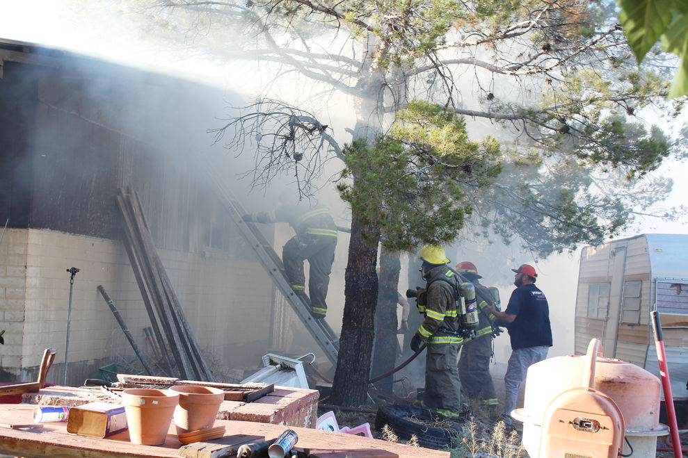 Fire claims a Fort Thomas home