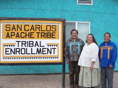 Tribal enrollment