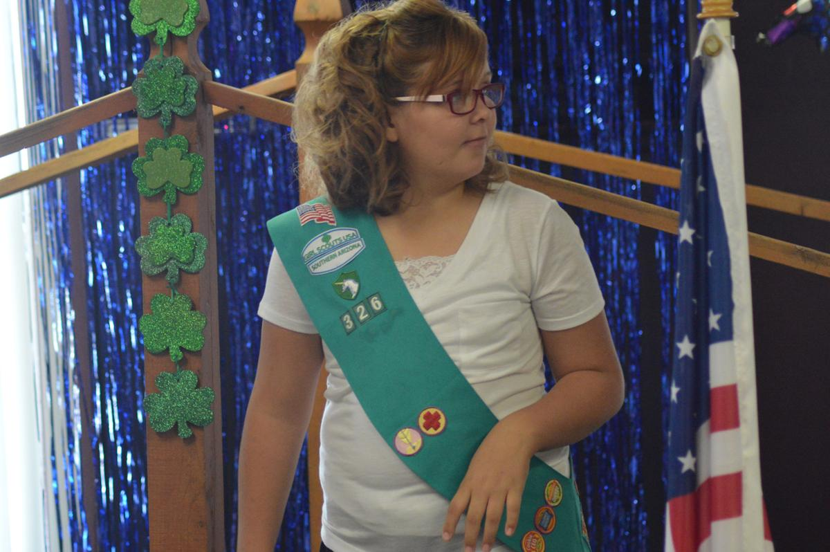 caterpillars into butterflies girl scout troop 326