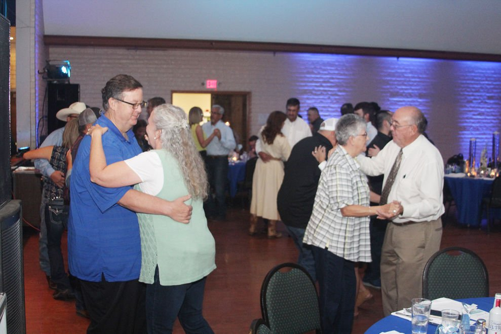 Dancing at the Morenci Club