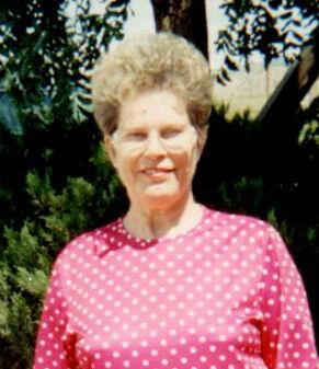 Barbara Jo Waddell