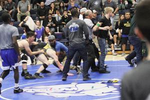 Safford Police seek charges in high school wrestling brawl