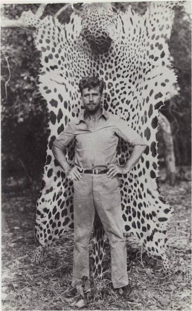 What jaguar habitat?