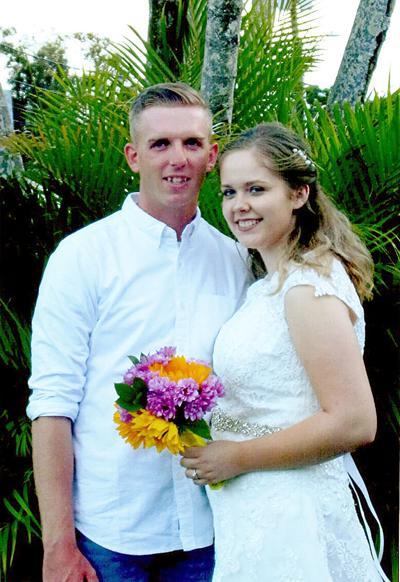 Jason Tyrel and Katrina Dawn Pritchard