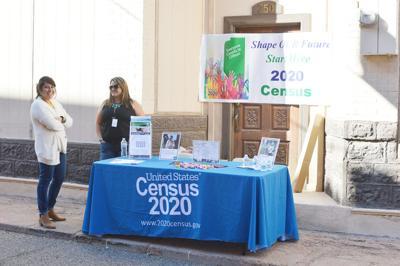 Census Bureau workers
