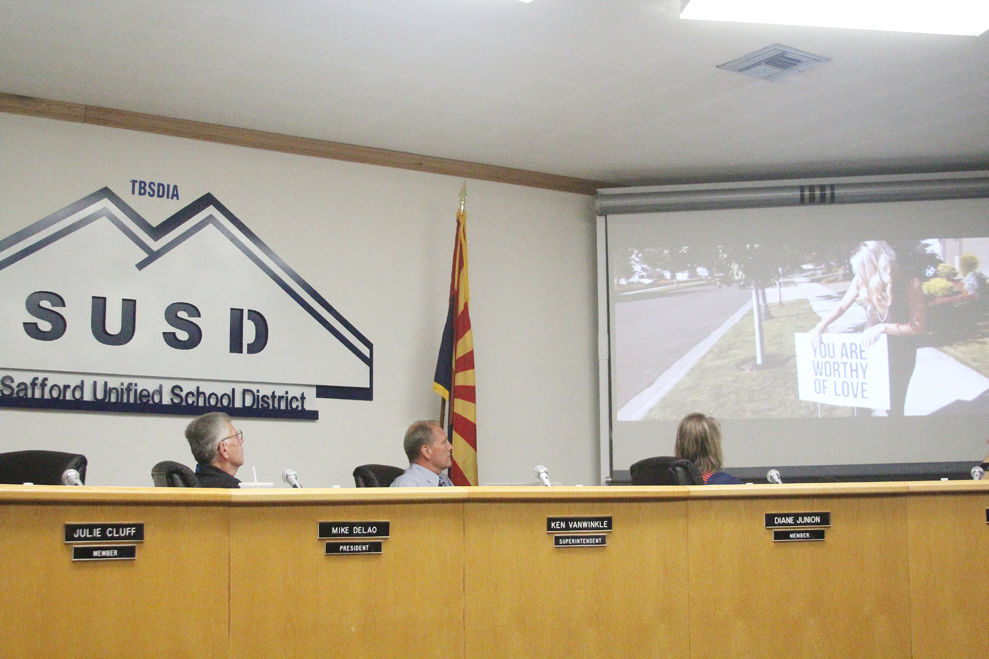 SUSD governing board