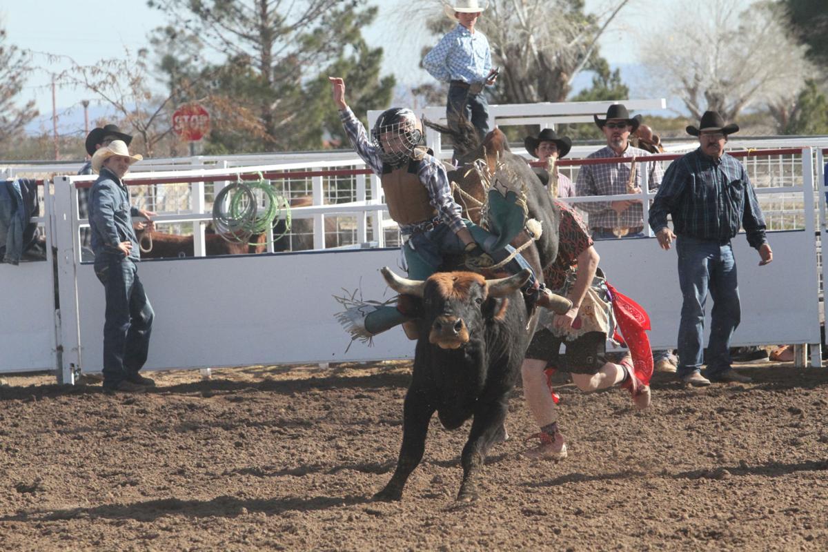 Arizona High School Rodeo Comes To Safford Local Sports